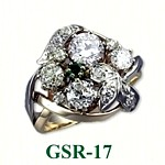 Gemstone Rings GSR-17