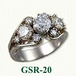 Gemstone Rings GSR-20