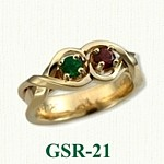 Gemstone Rings GSR-21