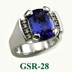 Gemstone Rings GSR-28
