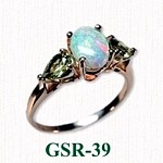 Gemstone Rings GSR-39
