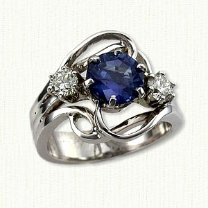 Affordable Sapphire Jewelry