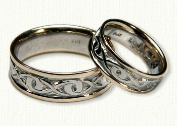 infinity wedding rings. infinity wedding bands rings i