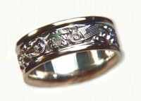 Military Wedding Bands