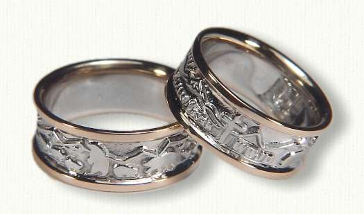 Wow super new wedding rings